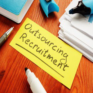 What is the difference between recruitment process outsourcing (RPO) and recruitment firms?